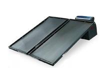 一体型太陽電池付きソーラーシステム