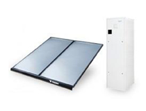 分離型ソーラーシステム